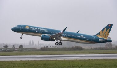 A321neo Vietnam Airlines