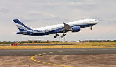 Hi Fly A330-900