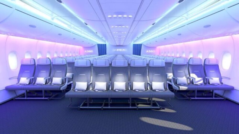 A380 11 abreast