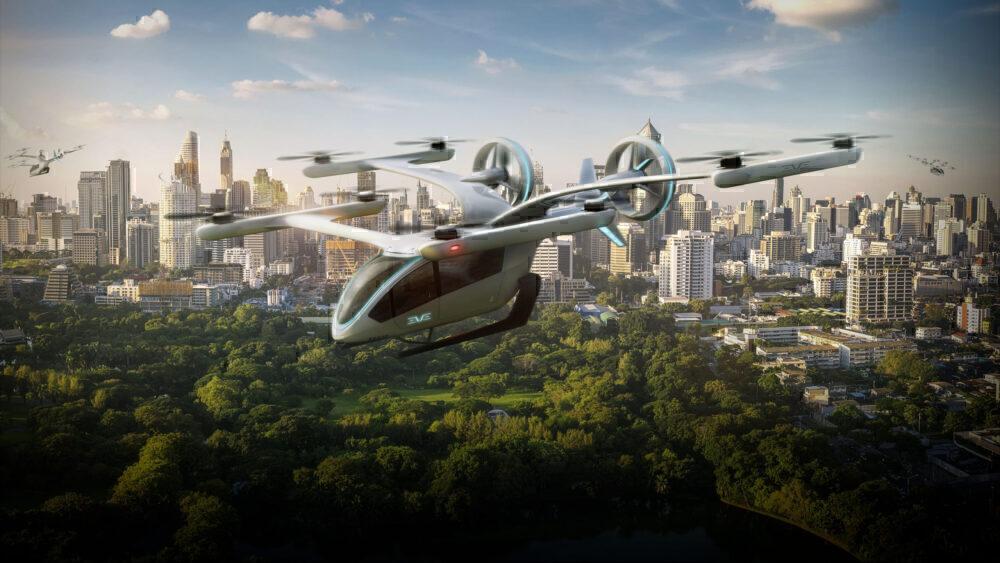 Eve Air Mobility eVTOL
