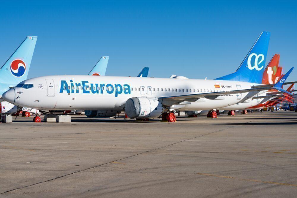 IAG, Air Europa, Purchase
