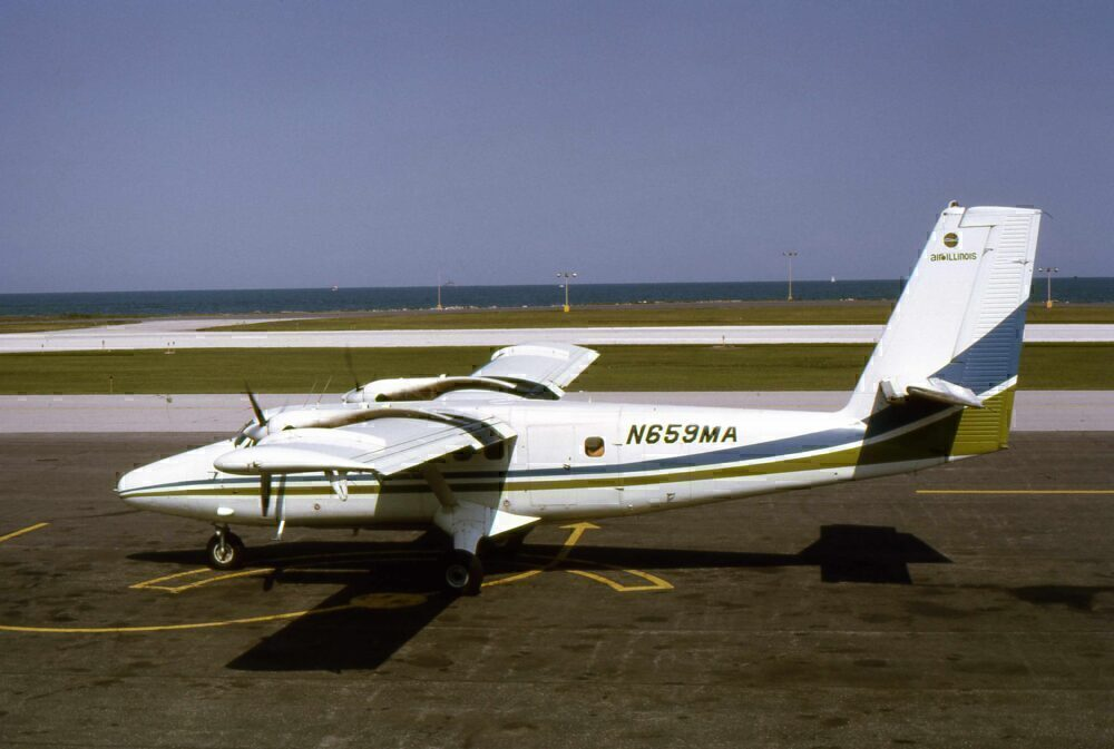 Air_Illinois_DHC-6_Twin_Otter