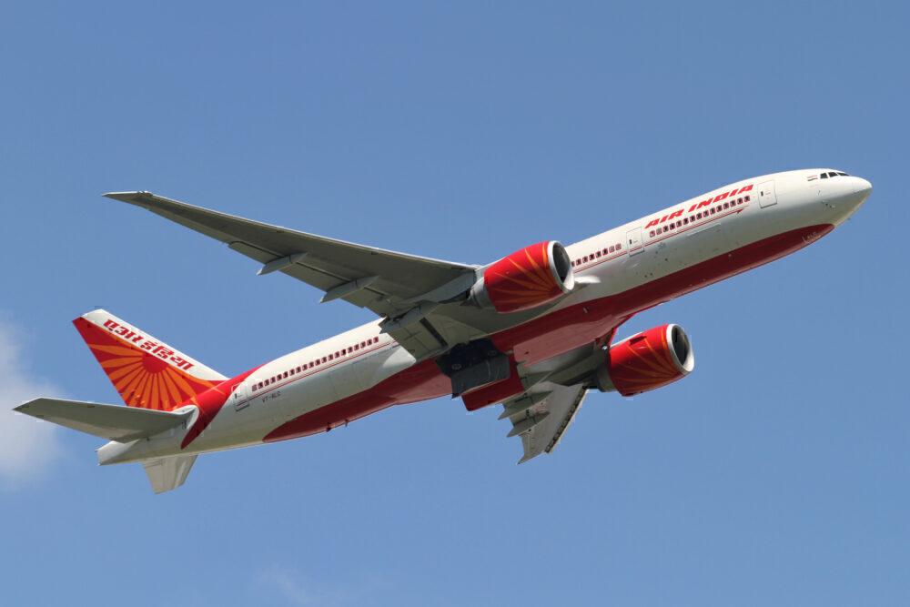 Air India 777-200LR