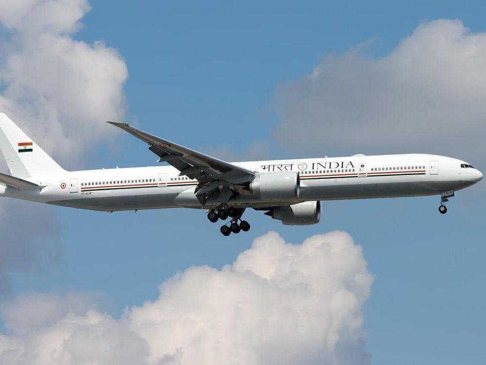 Air India One 777