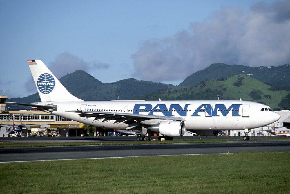 Pan Am Airbus A300
