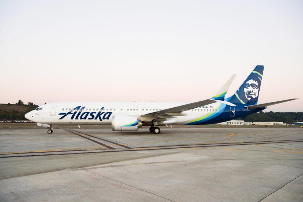 Alaska Airlines MAX 9