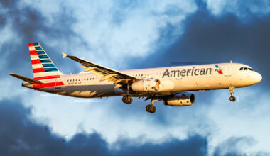 American Airbus A321