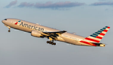 American Airlines Boeing 777-223(ER) N794AN