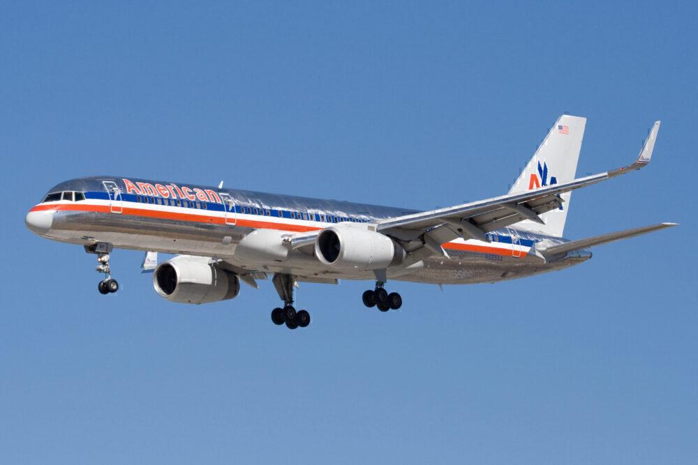 American 757-200