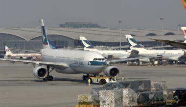 Hong Kong International Cathay Pacific