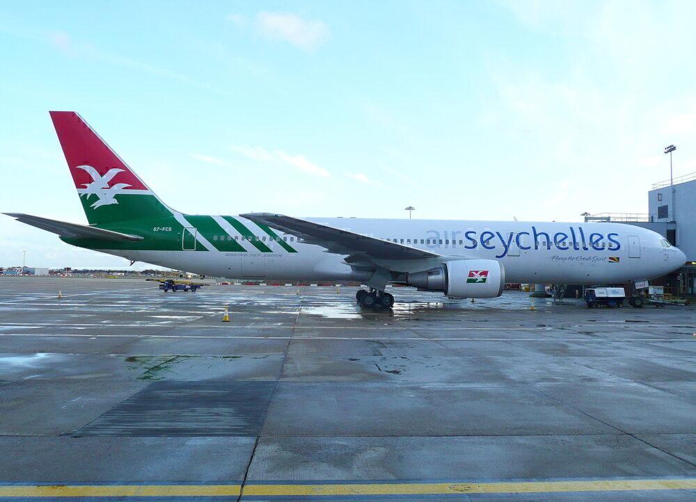 Air Seychelles Boeing 767