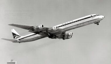 Delta Air Lines DC-8