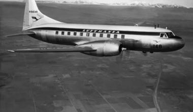 Lufthansa CV-340