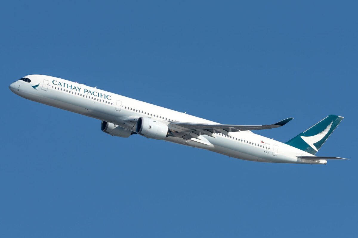Cathay Pacific Set For Single Pilot Airbus A350 Flights By 2025