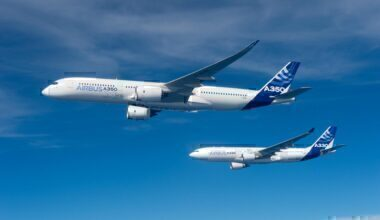 A330 and A350