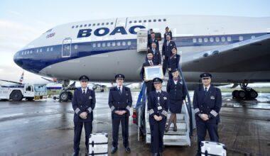 British Airways, BOAC, Suitcase