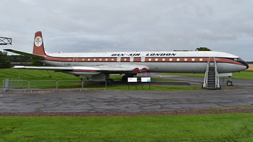 Which Airlines Flew The Most De Havilland Comet Aircraft?