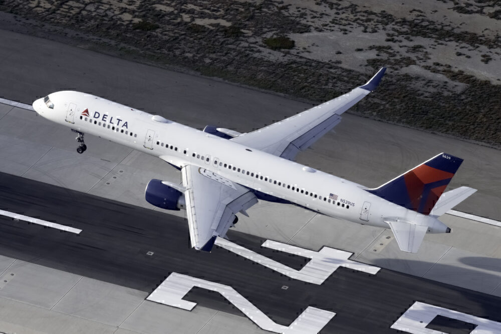 Delta Air Lines Boeing 757-251 N539US (3)