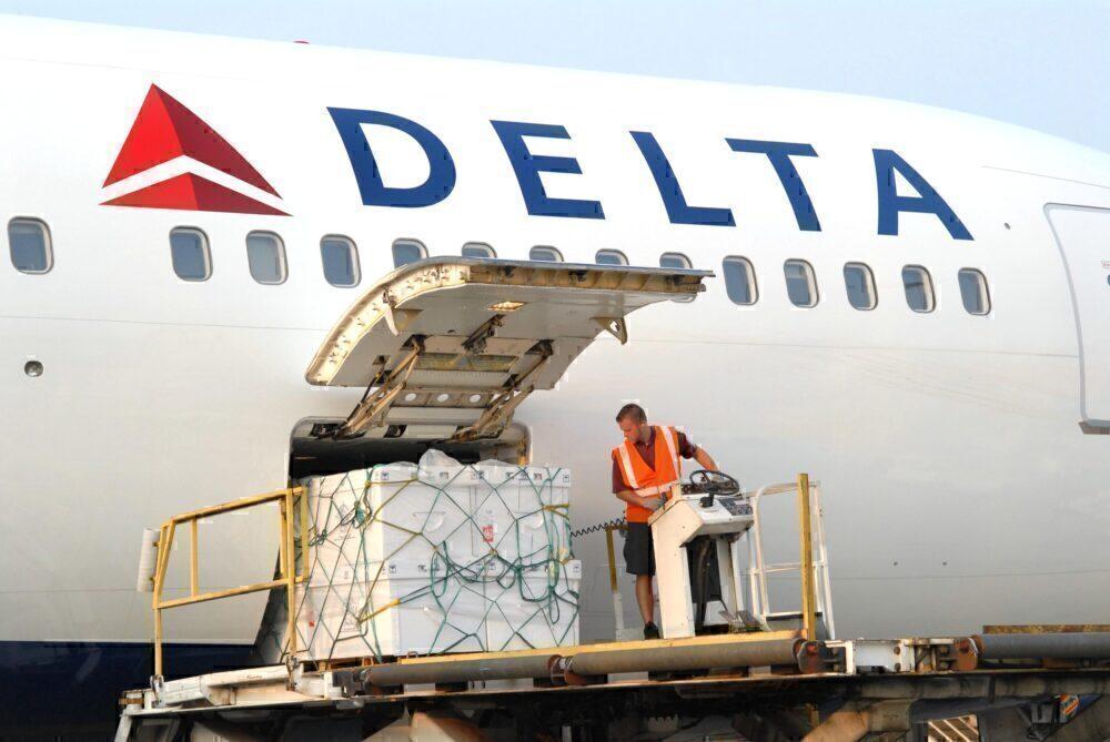 Delta cargo only