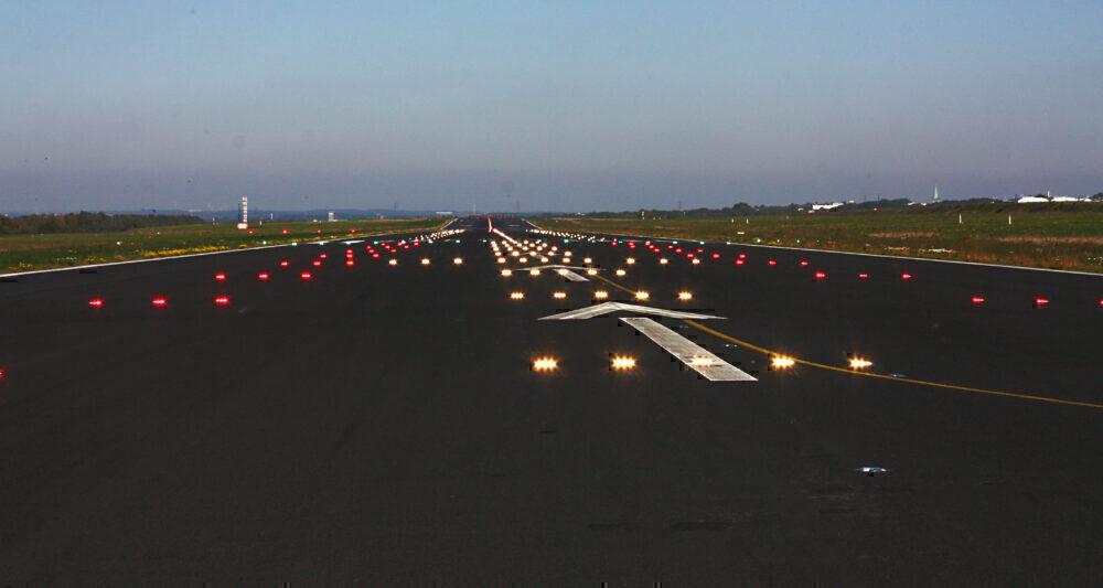 Runway surface