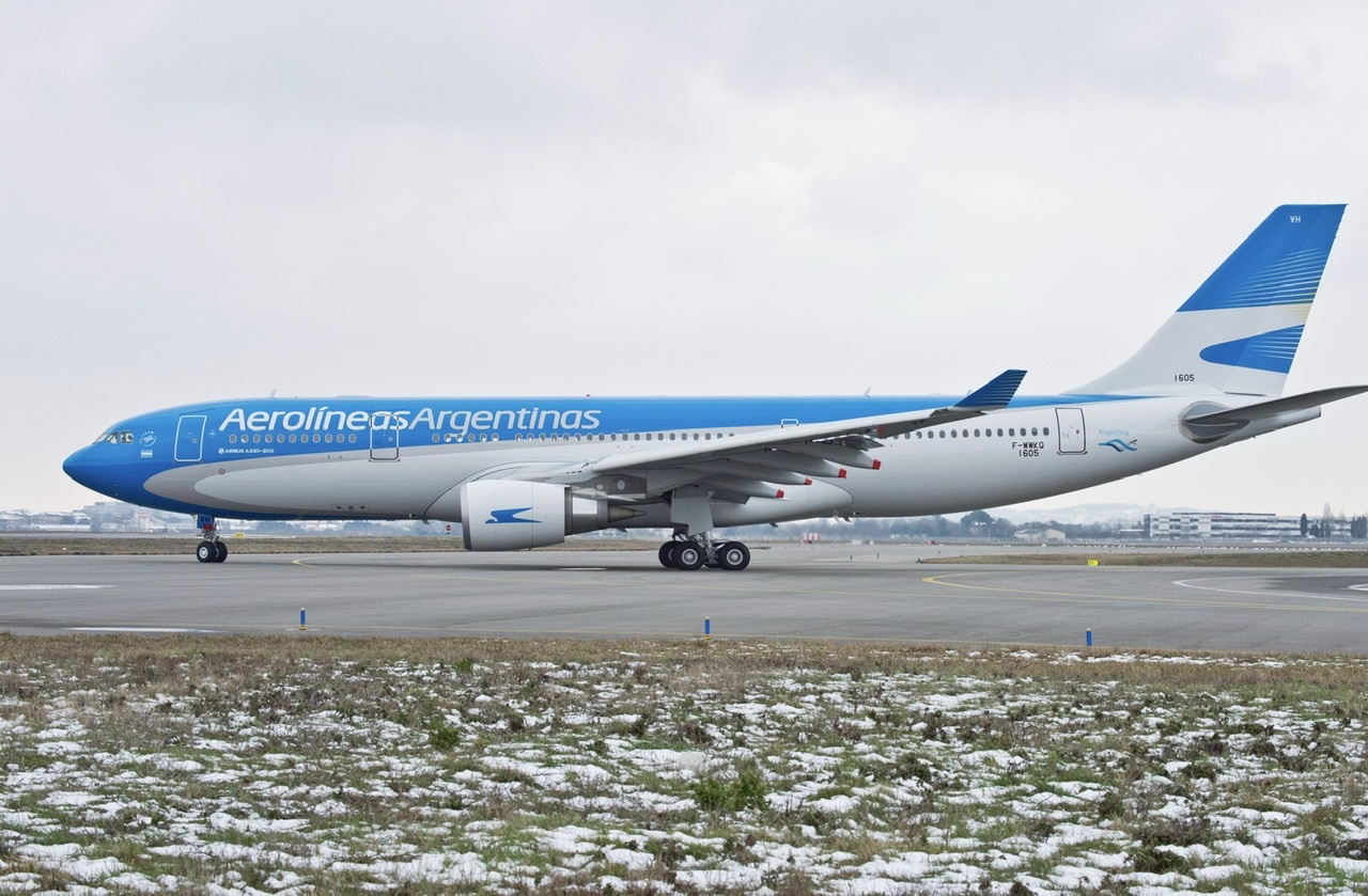 Aerolineas Argentinas Flies Nonstop A330 Flight From Moscow With Vaccines - Simple Flying