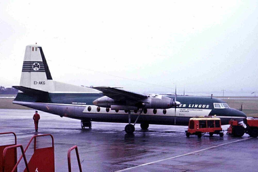 Fokker F27 Aircraft