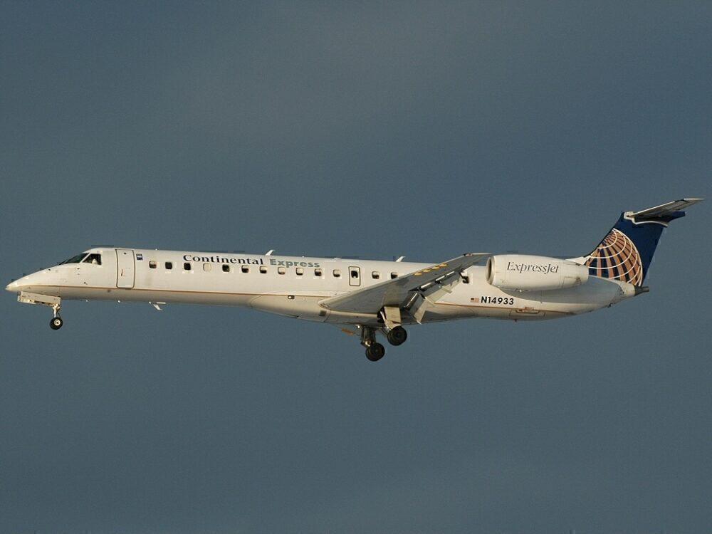 Embraer ERJ145ER