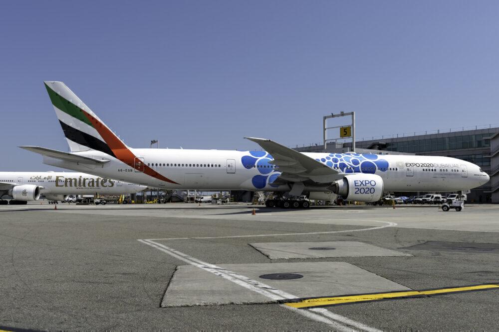 Emirates 777-300ER