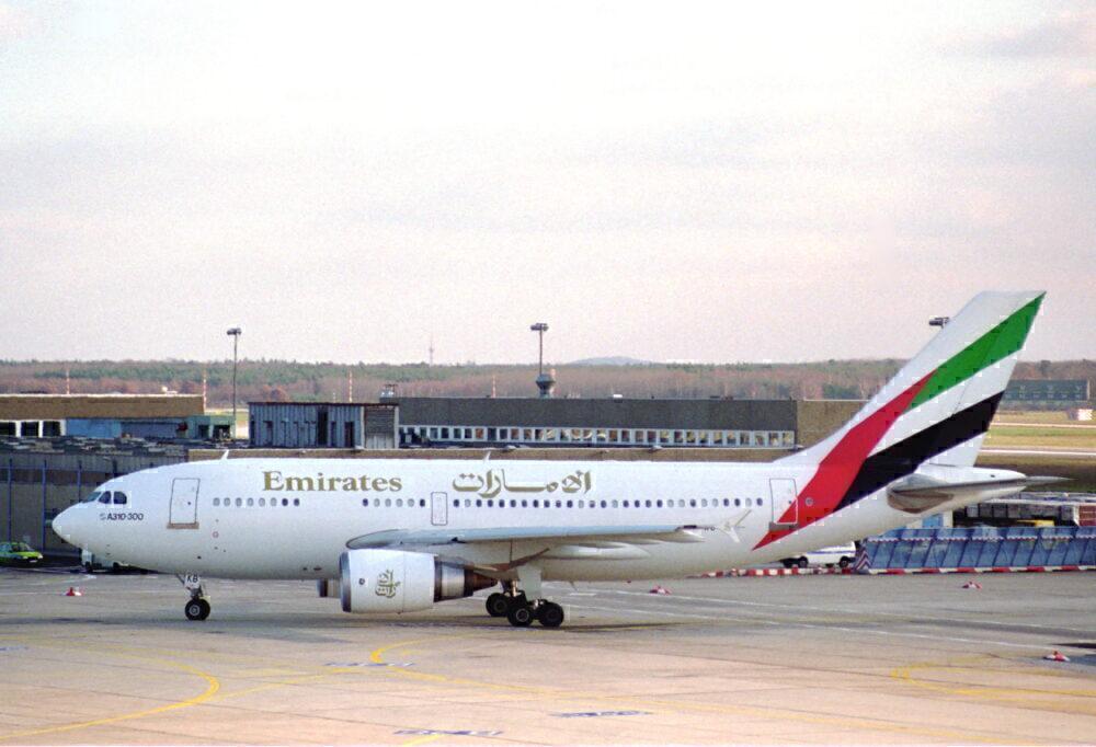 Emirates Airbus A310