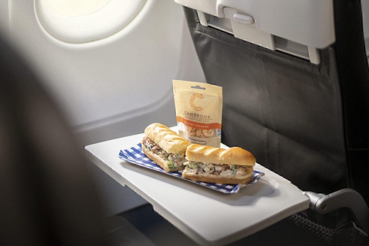 British Airways, Short Haul, Catering