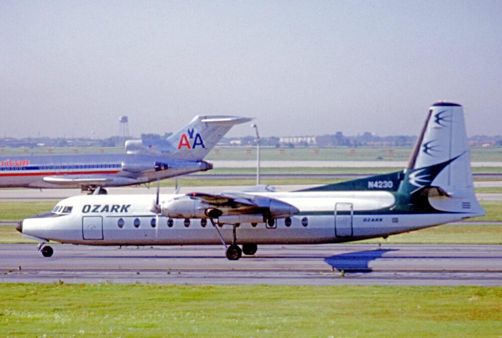 Fokker FH227