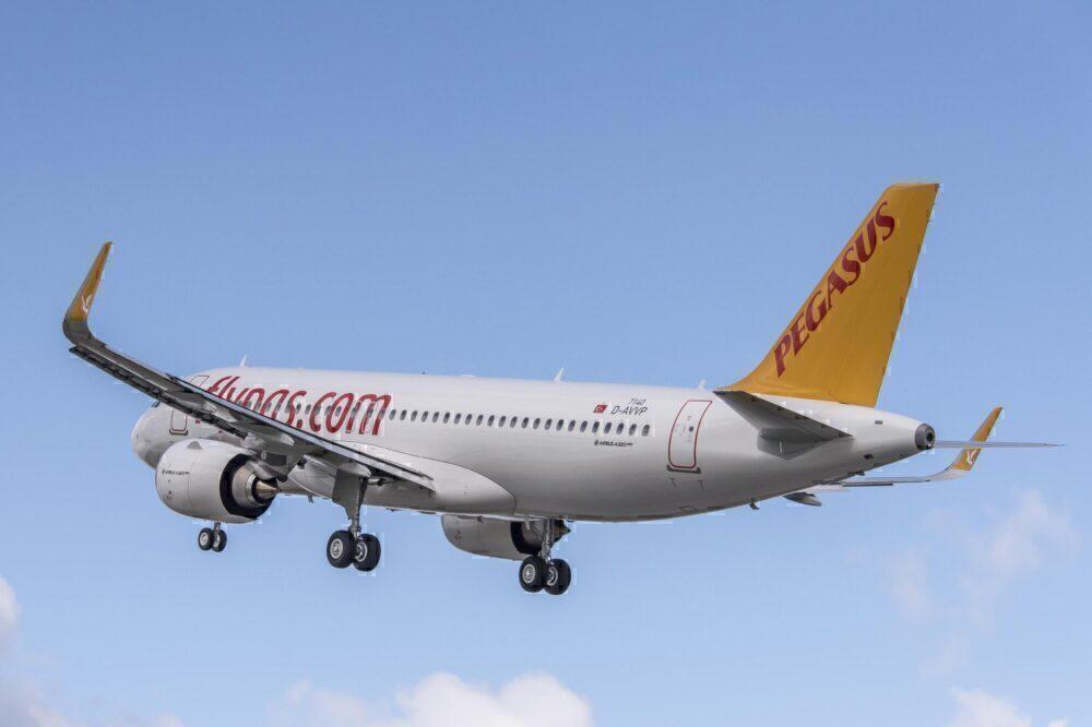 Pegasus, Airbus A320, Landing Gear