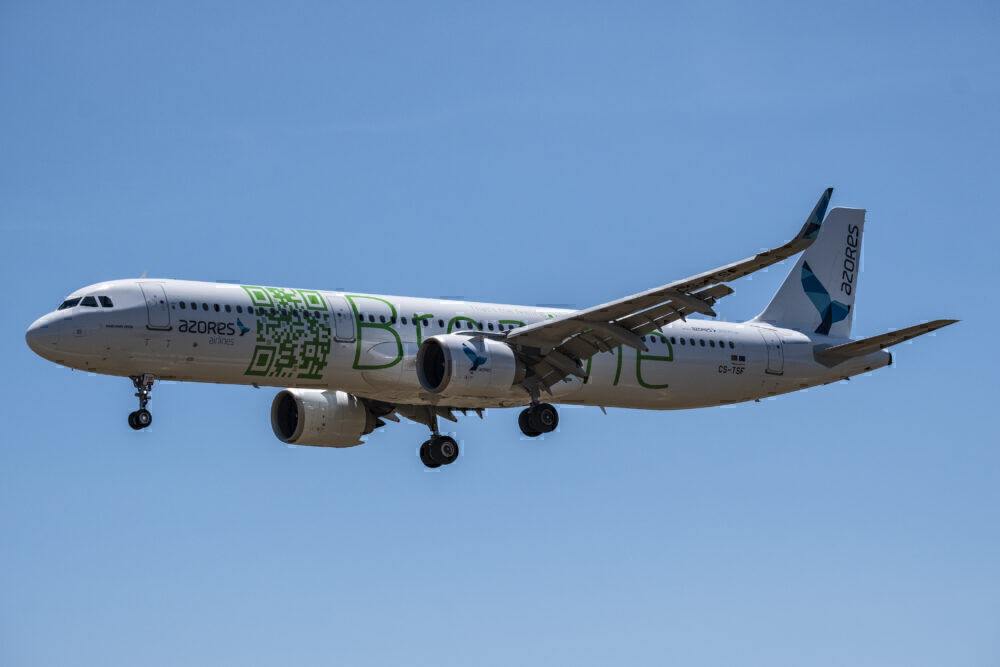 Azores Airlines Getty
