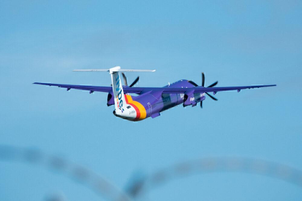 Flybe Dash 8