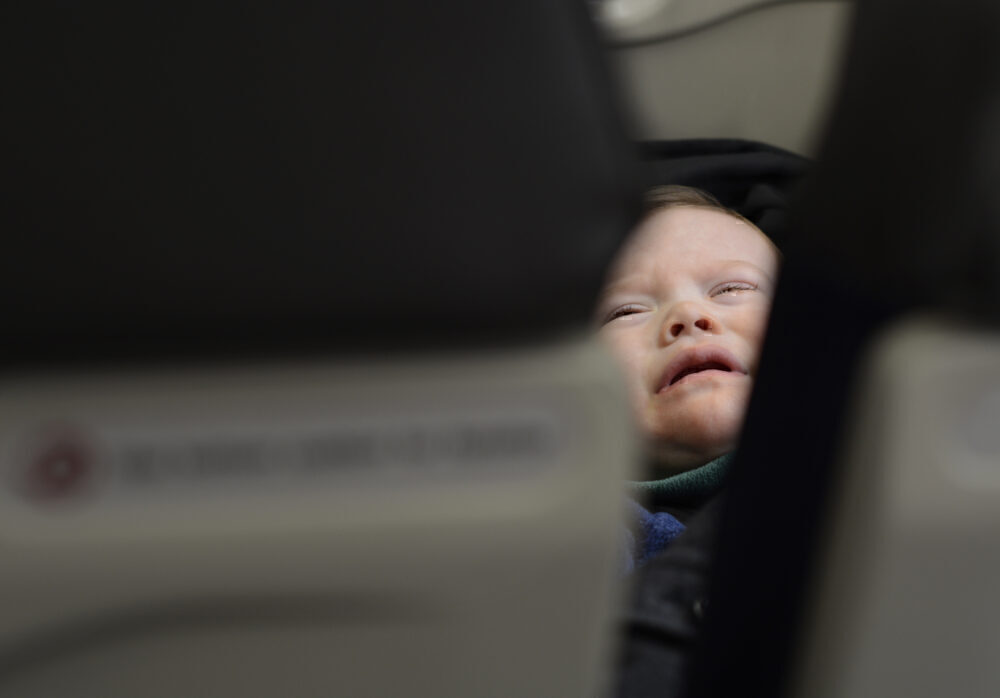 Crying Baby Getty Images