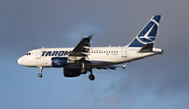 TAROM Airlines A318
