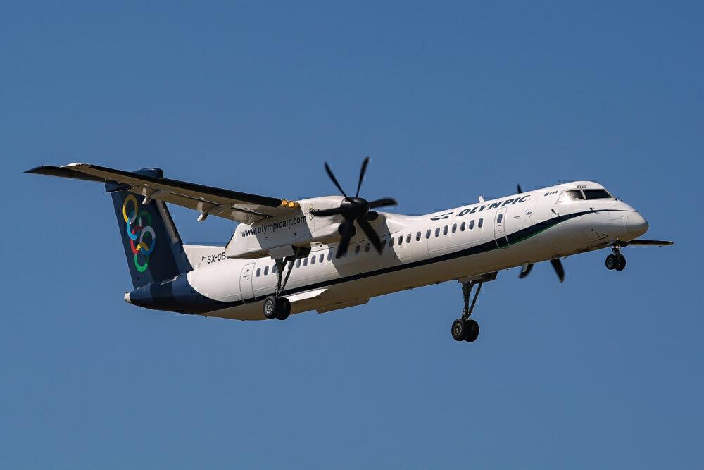 De Havilland Canada Dash 8 Q400