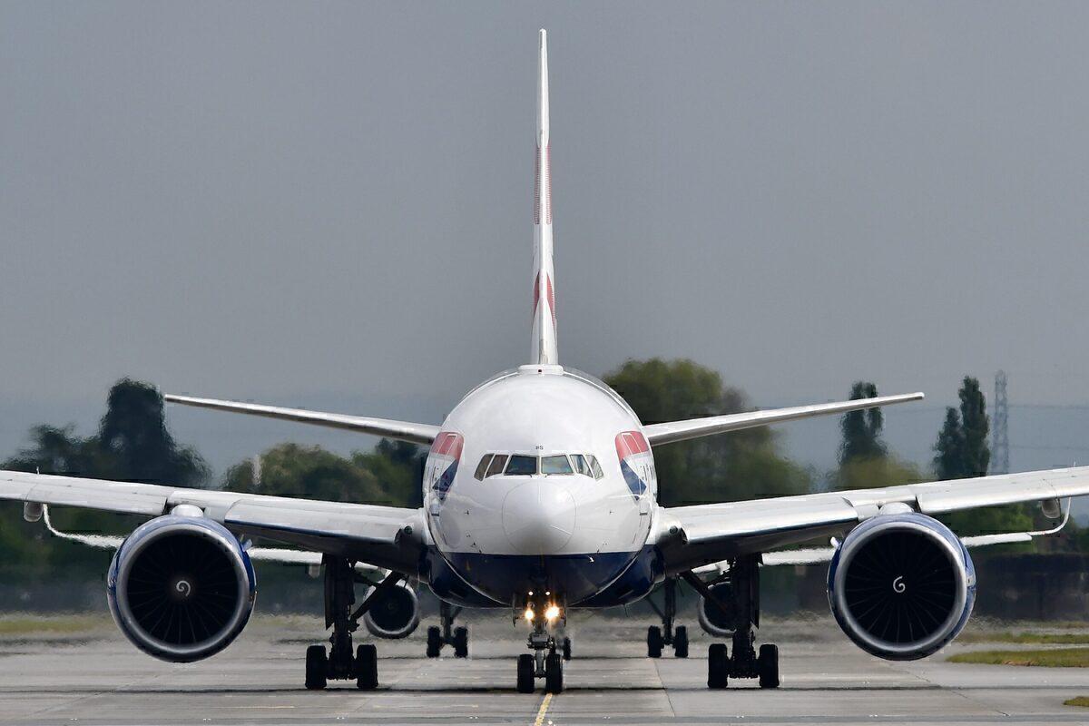 London Heathrow, Passenger Numbers, 2020