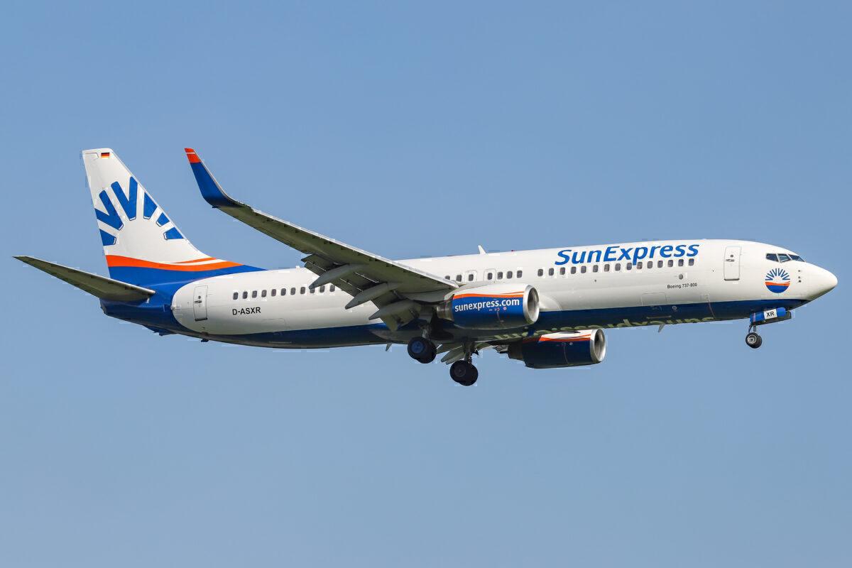 SunExpress Germany Boeing 737