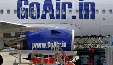 GoAir A320 engine Getty