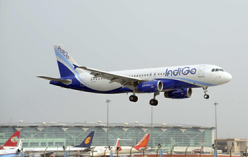 IndiGo A320 Getty