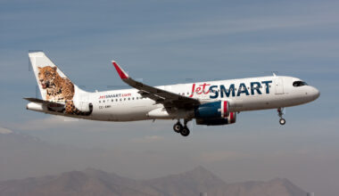 JetSmart Airbus A320