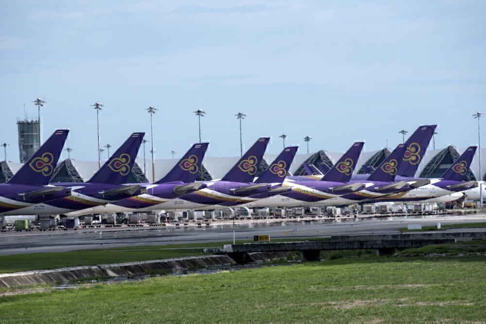 Thailand Driver Unwittingly Ends Up On Bangkok Airport Runway