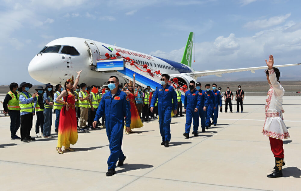 COMAC Gets Close To First C919 Deliveries