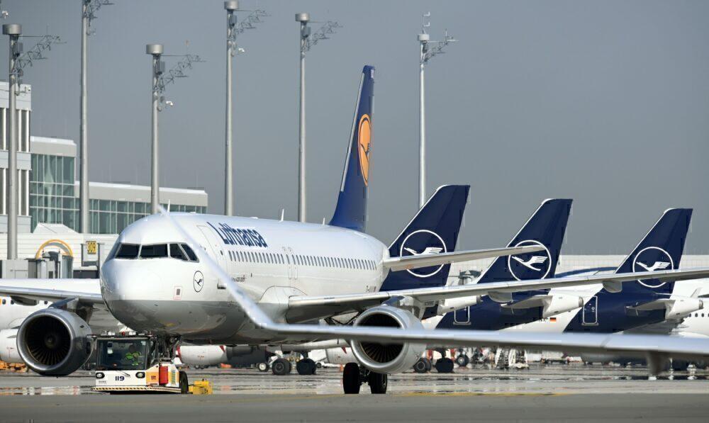 Lufthansa government loan