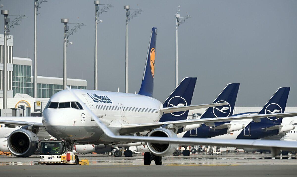 Germany, Air Travel Ban, COVID-19