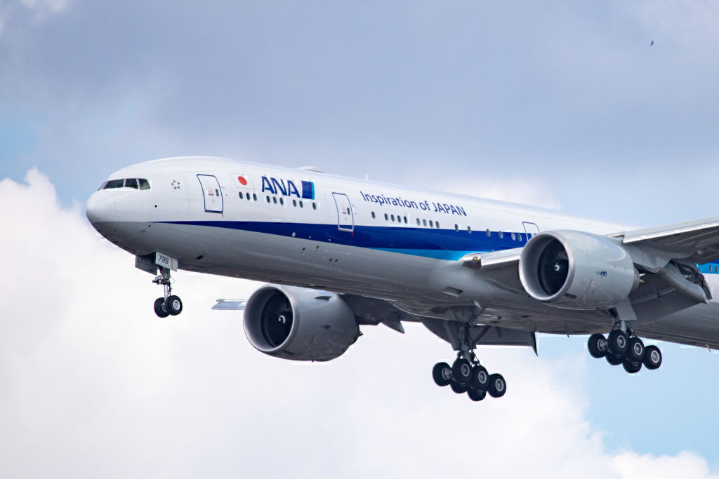 """ANA's Boeing 777 Brings A New Meaning To """"Walking Down The Aisle"""""""