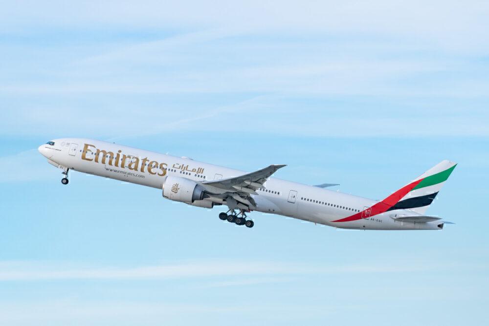 Emirates, South Africa, Flight Suspension