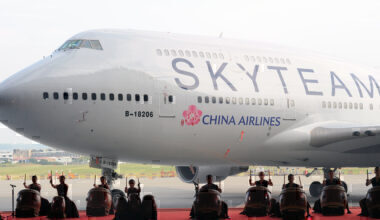 China Airlines, Boeing 747, Retirement