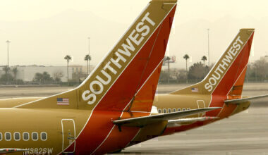Southwest Airlines 2003